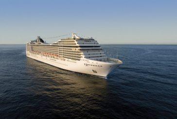 Msc Crociere estende lo stop all'operatività della flotta fino al 29 maggio