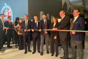 Franceschini inaugura a Milano mostra dedicata la genio di Leonardo