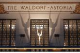 Nuova vita per il Waldorf Astoria di New York