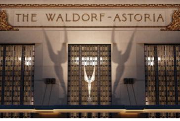 A NY rinasce il Waldorf Astoria: avrà 375 appartamenti nelle Towers