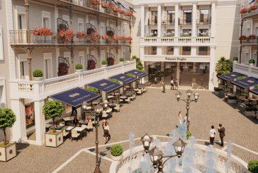 Apre Palazzo Doglio, primo 5 stelle a Cagliari targato Forte Village