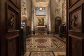 Firenze, nuova illuminazione Cappella dei Magi