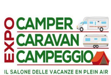BMT apre al turismo itinerante e lancia l'Expo Camper Caravan Campeggio