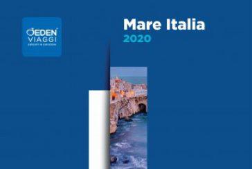Disponibili i cataloghi Mare Italia e Sardegna di Eden Viaggi per il 2020