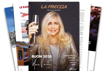 FS, la Freccia di gennaio celebra gli Anni '20 con Mara Venier