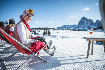 'Dolomites Dirndl Ski Race', evento sportivo per festeggiare la Festa della Donna