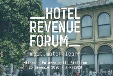 Parte il countdown per la 3^ edizione di Hotel Revenue Forum