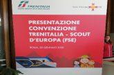 FS Italiane sigla convenzione con gli Scout d'Europa