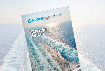 In adv il catalogo Welcome Travel dedicato alla crociere