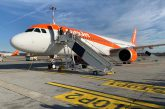 EasyJet presenta a Malpensa il nuovo A321neo e festeggia 20 mln passeggeri