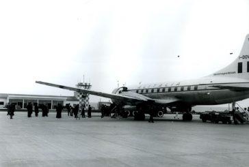 L'aeroporto di Punta Raisi fa 60 anni e festeggia con numeri da record