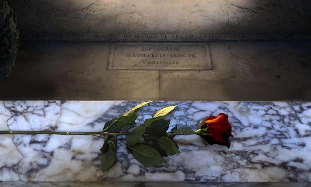 Raffaello, una rosa apre celebrazioni 500 anni morte - Ultima Ora