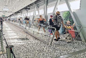 Il tappeto mobile più lungo del mondo è all'aeroporto di Perth
