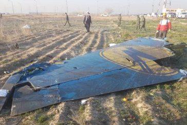 Iran: l'aereo caduto stava tornando indietro per un 'problema'