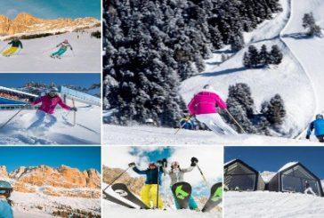 Scoprire la Val D'Ega sugli sci tra Obereggen e Carezza