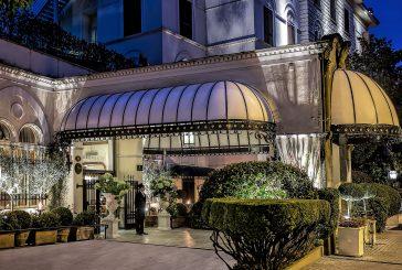 Anche l'Aldrovandi Villa Borghese nella lista di Forbes Travel Guide 2020