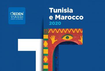 Nuove proposte nel catalogo 'Tunisia e Marocco' firmate Eden Viaggi