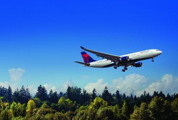 Delta investe 1 mld di dollari per diventare la prima compagnia aerea a zero emissioni