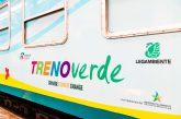 Torna l'appuntamento con il Treno Verde di Legambiente e FS per parlare del 'Climate Change'