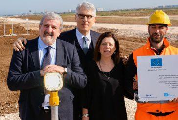 Aeroporto Bari, inaugurato prolungamento pista atterraggio  che apre ai voli intercontinentali