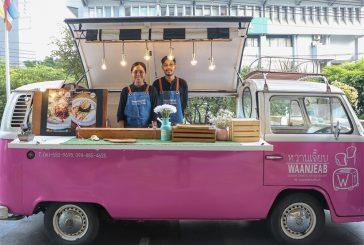 La Thailandia ospita 200 food truck per entrare nel Guinness