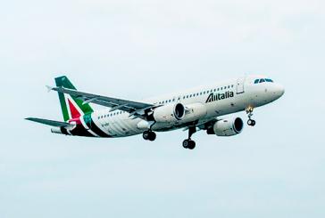 Alitalia: anche a gennaio in aumento ricavi e passeggeri grazie a lungo raggio