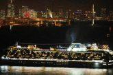 Sulla nave Carnival in quarantena in Giappone anche 35 italiani