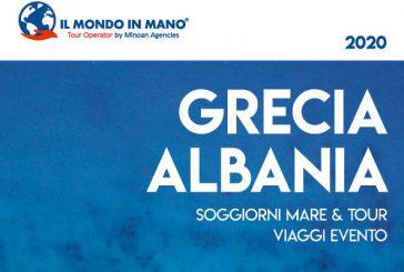 Il Mondo in Mano lancia catalogo dedicato a Grecia e Albania