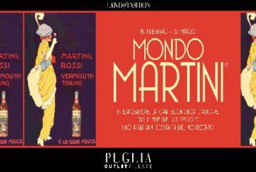 Al Puglia Outlet Village arriva la mostra 'Mondo Martini'