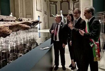 La nave greca vola a Forlì ma in estate sarà finalmente protagonista a Gela