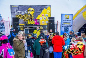 Vertical Winter Tour fa tappa a Bardonecchia con Vic di RadioDeeJay