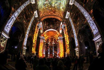 Palermo, torna il videomapping nel monastero Santa Caterina