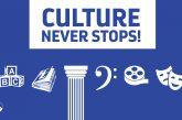 La Cultura non si ferma grazie alle iniziative social e web del Mibact