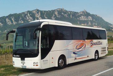 Linea bus Rimini – San Marino sospensione protratta fino al 5 aprile