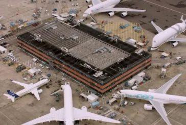 Airbus congela dividendoe annulla stime su conti 2020