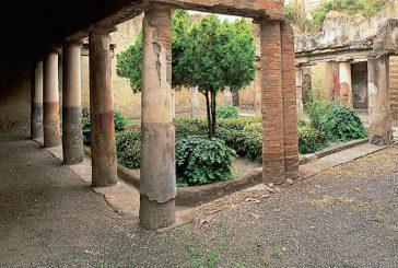 Ercolano racconta su Facebook la Casa del Colonnato Tuscanico