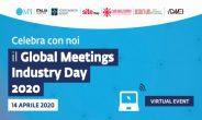 L'Italia festeggia il Global Meetings Industry Day tra talk e brindisi online
