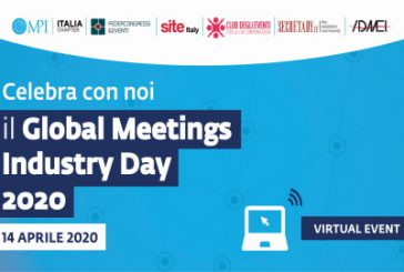 L'Italia festeggia il Global Meetings Industry Day tra talk e brindisi online