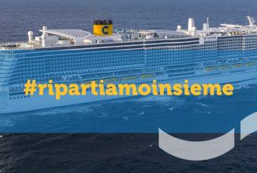 #ripartiamoinsieme: i webinar per adv targati Costa Crociere