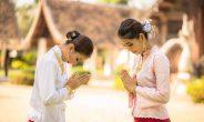 Il saluto thailandese nuovo modo per far fronte al distanziamento sociale?
