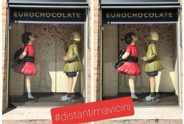Anche i bimbi di Eurochocolate #distantimavicini